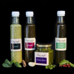 Hannay's Sauces | A Fresh Take on Bottled Sauces