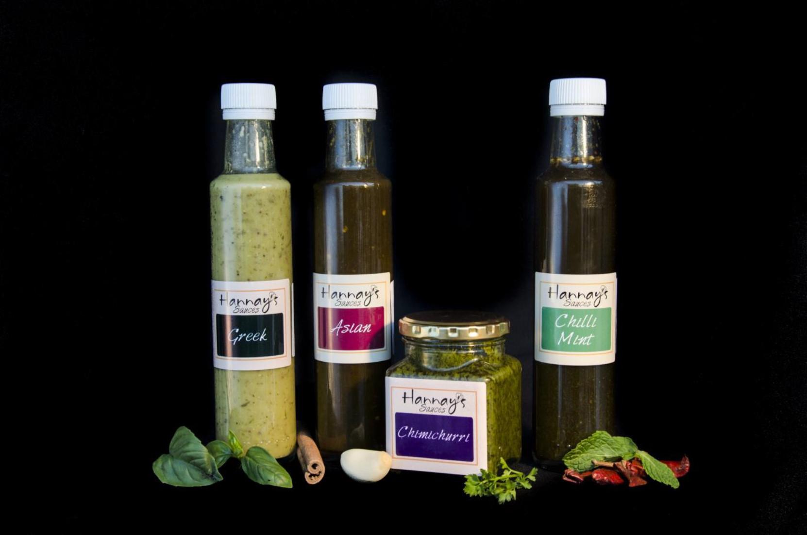 Hannay's Sauces   A Fresh Take on Bottled Sauces - Bonpak