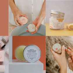 Mémé body products | Something clean, natural & smells good.