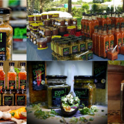 Fresh Ingredients & Bottled Sauces | A Homegrown Success Story